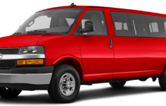 2020 Chevrolet Express 3500 Colors, Release Date and Price
