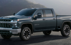 2020 Chevrolet Silverado 2500HD Colors, Release Date and Price