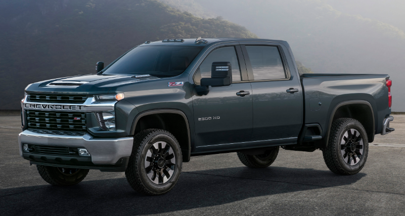 2020 Chevrolet Silverado 2500HD Colors, Release Date and ...