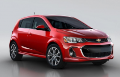 2020 Chevrolet Sonic Colors, Release Date and Price