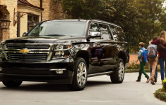 2020 Chevrolet Suburban Colors