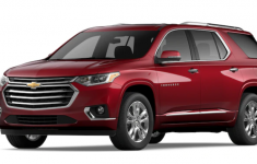 2020 Chevrolet Traverse Colors, Release Date and Price