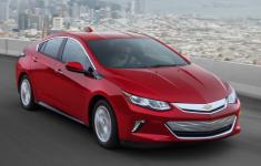 2020 Chevrolet Volt