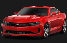 2020 Chevrolet Camaro 1LT Colors, Release Date, Redesign, Price