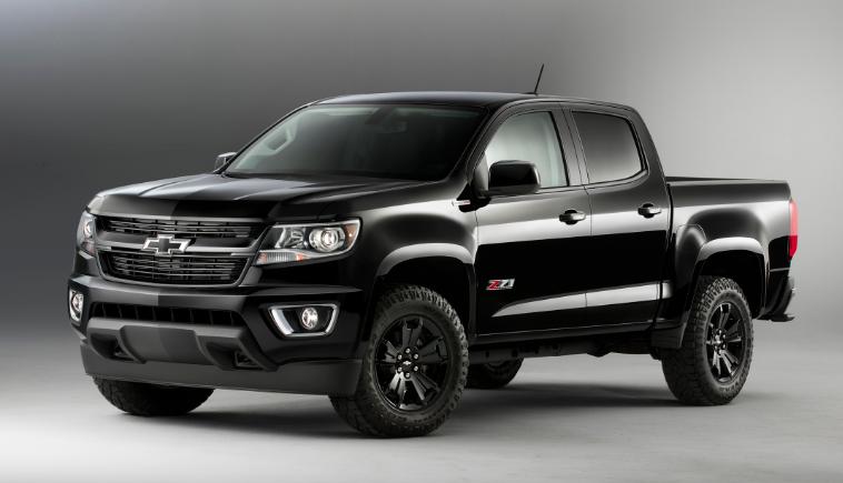 2020 Chevrolet Colorado ZR1 Release Date, Redesign, Price ...