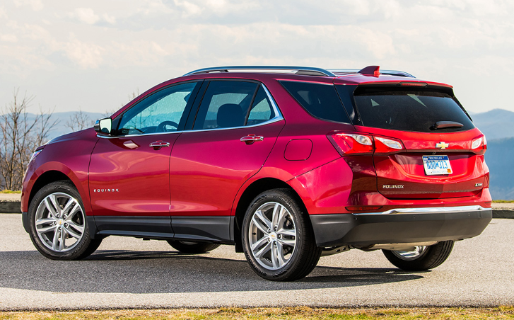 2020 Chevrolet Equinox Colors, Release Date, Redesign ...