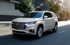 2020 Chevrolet Traverse Colors, Release Date, Redesign, Price