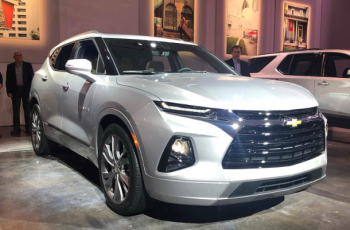 2021 Chevrolet Blazer Colors, Release Date, Redesign ...