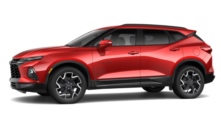 2021 chevrolet blazer rs review specs price  2020 chevrolet