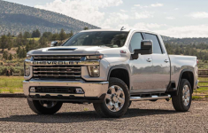 2021 Chevrolet Silverado HD Colors, Release Date, Specs, Price