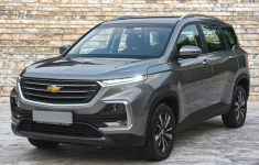 2020 Chevrolet Captiva Colors, Specs, Reviews, Price