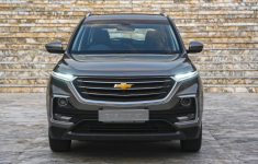 2020 Chevrolet New Captiva