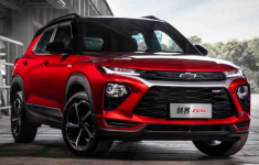 2021 Chevrolet Trailblazer Colors, Release Date, Specs, Price