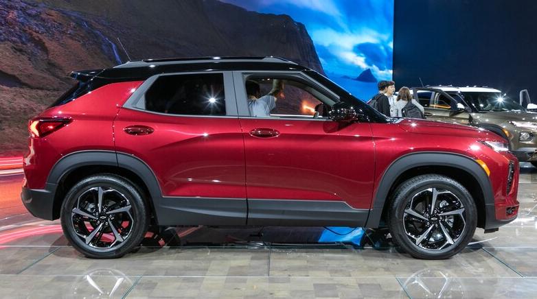 2021 Chevrolet Trailblazer Colors, Release Date, Interior ...
