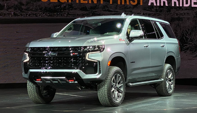 2021 Chevy Tahoe LT Colors Release Date, Redesign, Price ...