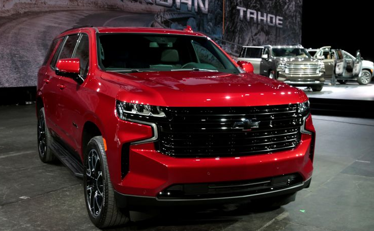 2021 Chevy Tahoe Colors Release Date, Redesign, Price ...