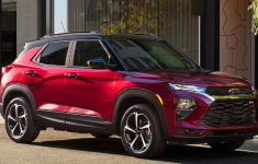 2021 Chevy Trailblazer Price, Colors, Release Date, Redesign