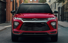 2021 Chevy Trailblazer SS Price, Colors, Release Date, Redesign