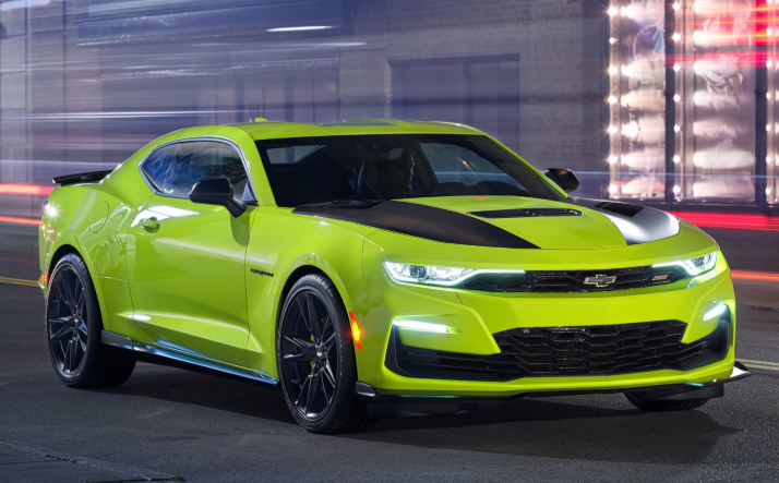 2021 Chevrolet Camaro SS Colors, Release Date, Redesign ...