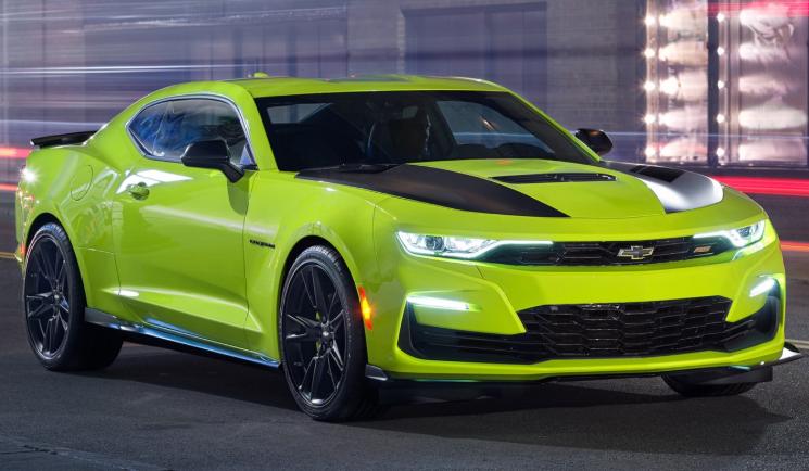 2021 Chevrolet Camaro Interior Colors, Redesign, Release ...