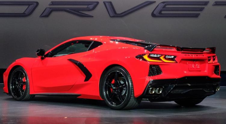 2021 Chevrolet Corvette C8 Colors, Release Date, Interior ...