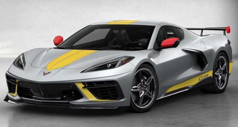 2021 chevrolet corvette c8 customize colors, release date