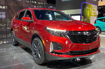 2021 Chevrolet Equinox LT Colors, Release Date, Redesign ...