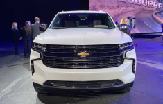 2021 Chevrolet Suburban Premier Colors, Release Date, Redesign, Price