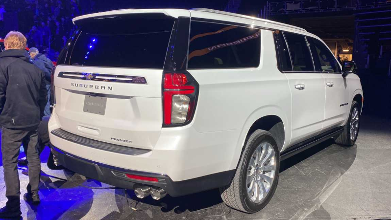 2021 Chevrolet Suburban Colors, Release Date, Redesign ...