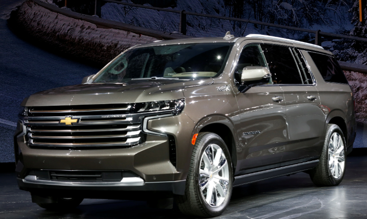 2021 Chevy Tahoe Exterior Colors, Release Date, Redesign ...