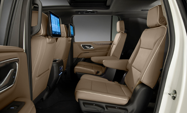 2021 Chevy Tahoe Interior Colors, Release Date, Redesign ...