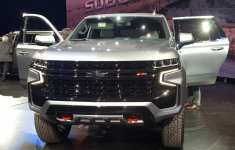 2021 Chevy Tahoe Z71 Colors, Release Date, Redesign, Price