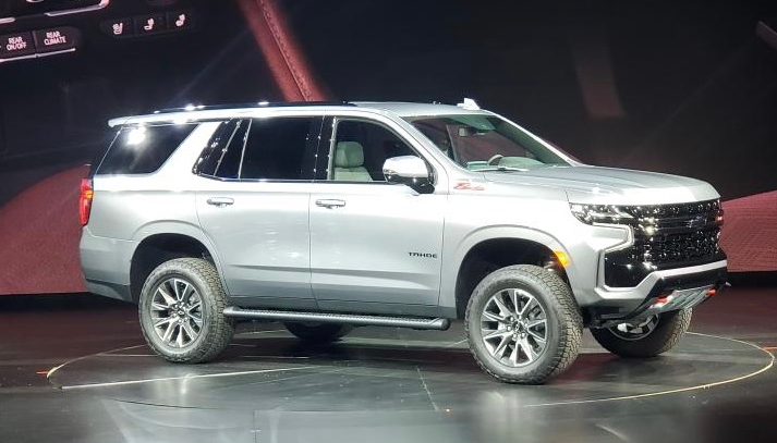 2021 Chevy Tahoe Z71 Colors, Release Date, Redesign, Price ...