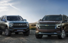 All-New 2021 Chevy Suburban and Tahoe