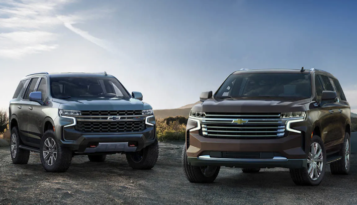 allnew 2021 chevy suburban and tahoe colors release date