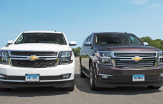 All-New 2021 Tahoe and Suburban