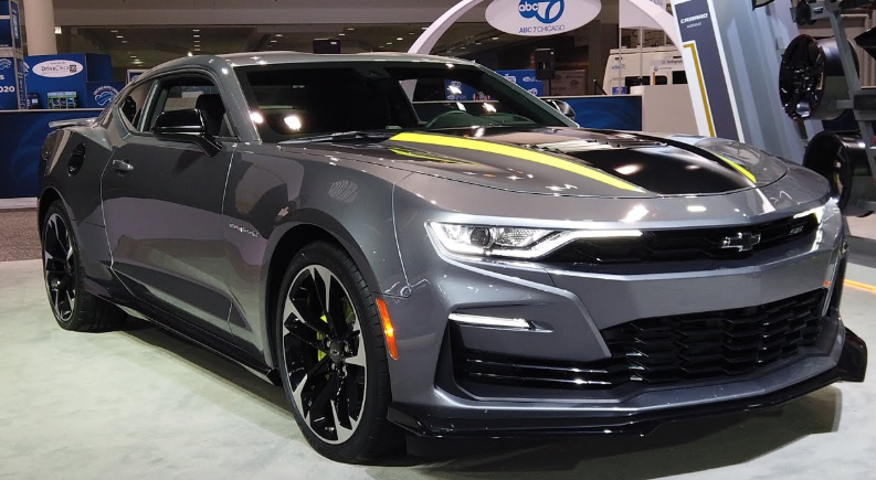 2021 chevrolet camaro colours engine gets renew update
