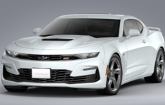 2021 Chevrolet Camaro Colors, Interior Up-date