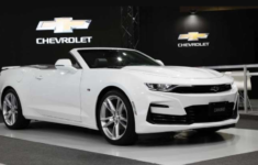 2021 Chevy Camaro ZL1 Review, Colors, Specs, Price