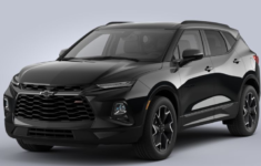 2021 Chevrolet Blazer RS Colors, Review, Specs, Price