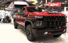 2021 Chevrolet Silverado 2500HD Colors, Release Date, For Sale