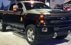 2021 Chevrolet Silverado 2500HD Carhartt Model New Features
