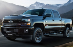 2021 Chevrolet Silverado 2500HD Colors, Price, Specs