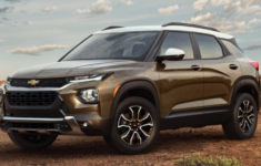2022 Chevrolet Trailblazer Colors, Release Date, Specs, Price