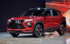 2022 Chevrolet Trailblazer Colors, Release Date, Interior, Price