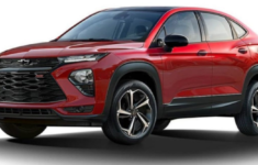 2022 Chevrolet Trailblazer Colors, Release Date, Engine, Price