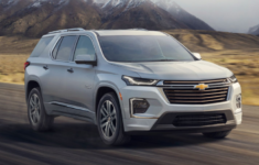 2022 Chevrolet Traverse Colors, Release Date, Price, New Features