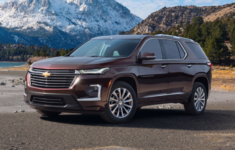 2022 Chevrolet Traverse SUV Colors, Release Date, Price, New Features