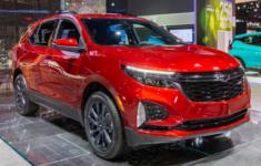 2022 Chevrolet Traverse