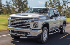 2022 Chevy Silverado HD Colors, Price, New Features